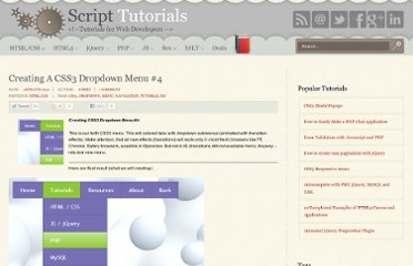 http://www.script-tutorials.com/creating-css3-dropdown-menu-4/