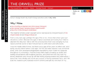 http://theorwellprize.co.uk/george-orwell/by-orwell/essays-and-other-works/why-i-write/