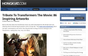 http://www.hongkiat.com/blog/transformers-the-movie-artworks/