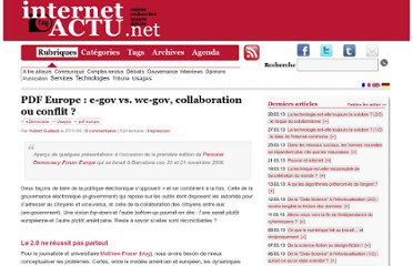 http://www.internetactu.net/2009/11/27/pdf-europe-e-gov-vs-we-gov-collaboration-ou-conflit/