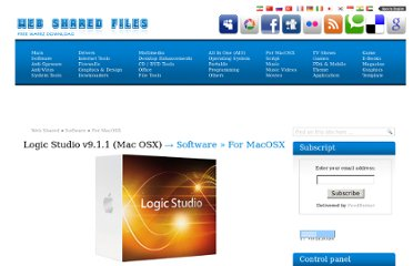 http://shreweb.com/software/mac-osx/
