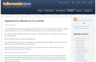 http://www.tm4y.co.za/joomla-tips/upgrading-from-mambo-to-joomla.html