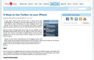 http://www.iphonehacks.com/2007/09/iphone-twitter.html
