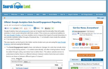http://searchengineland.com/official-google-analytics-gets-social-engagement-reporting-83707