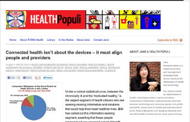 http://healthpopuli.com/2011/06/29/connected-health-isnt-about-the-devices-it-must-align-people-and-providers/