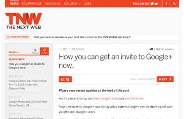 http://thenextweb.com/google/2011/06/30/how-you-can-get-an-invite-to-google-now/