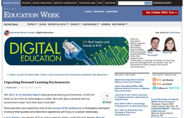 http://blogs.edweek.org/edweek/DigitalEducation/2011/06/unpacking_personal_learning_en.html