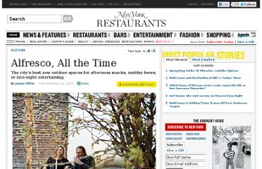 http://nymag.com/restaurants/features/outdoor-dining-venues-2011-5/