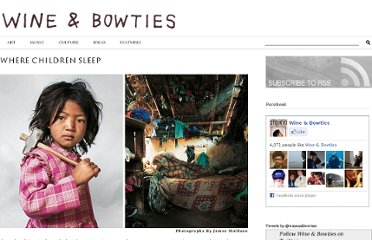 http://www.wineandbowties.com/art/where-children-sleep/