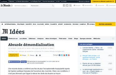 http://www.lemonde.fr/idees/article/2011/06/29/absurde-demondialisation_1542434_3232.html