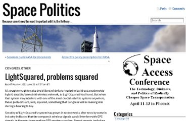 http://www.spacepolitics.com/2011/06/23/lightsquared-problems-squared/