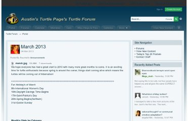 http://www.turtleforum.com/forum/upload/index.php?act=home