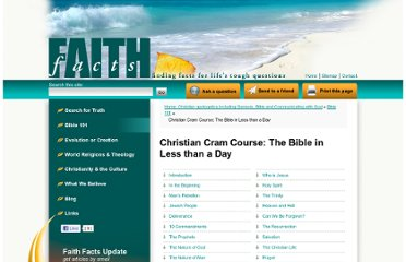 http://www.faithfacts.org/bible-101/christian-cram-course