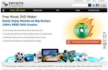 http://www.sothinkmedia.com/movie-dvd-maker/
