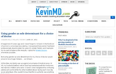 http://www.kevinmd.com/blog/2011/06/gender-sole-determinant-choice-doctor.html