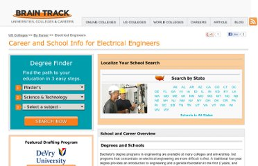 http://www.braintrack.com/colleges-by-career/electrical-engineers