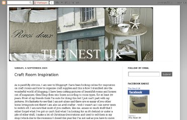 http://thenestuk.blogspot.com/2009/09/craft-room-inspiration.html