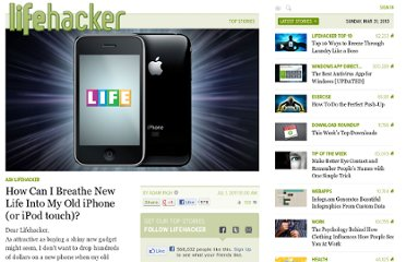 http://lifehacker.com/5817477/how-can-i-breath-new-life-into-my-old-iphone