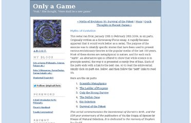 http://onlyagame.typepad.com/only_a_game/2009/02/myths-of-evolution.html