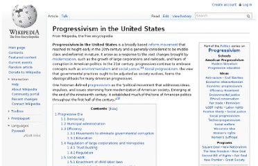 http://en.wikipedia.org/wiki/Progressivism_in_the_United_States