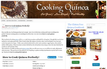 http://www.cookingquinoa.net/how-to-cook-quinoa-perfectly
