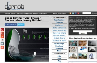 http://dornob.com/space-saving-tulip-shower-blooms-into-a-luxury-bathtub/
