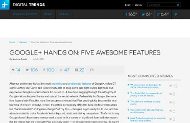 http://www.digitaltrends.com/social-media/google-hands-on-five-awesome-features/