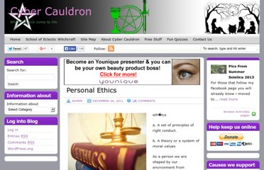 http://www.cybercauldron.co.uk/personal-ethics