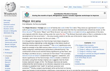 http://en.wikipedia.org/wiki/Major_Arcana