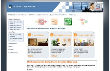 http://www.manhattanvirtuals.com/Virtual%20Office%20Plans.aspx