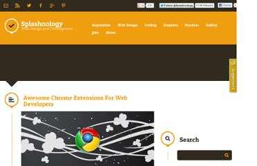 http://www.splashnology.com/article/awesome-chrome-extensions-for-web-developers/261/