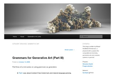 http://blog.hvidtfeldts.net/index.php/category/generative-art/page/2/