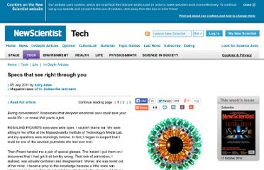 http://www.newscientist.com/article/mg21128191.600-specs-that-see-right-through-you.html