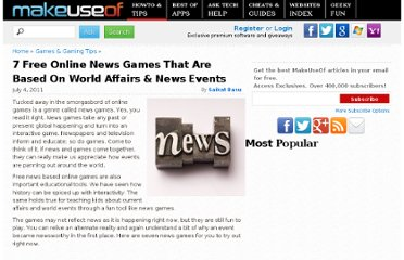 http://www.makeuseof.com/tag/7-free-online-news-games-based-world-affairs-news-events/