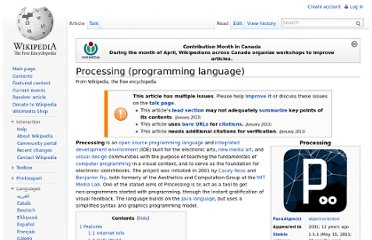 http://en.wikipedia.org/wiki/Processing_(programming_language)