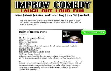 http://www.pantheater.com/articles-rules-of-improv-part-i-improv-comedy.html