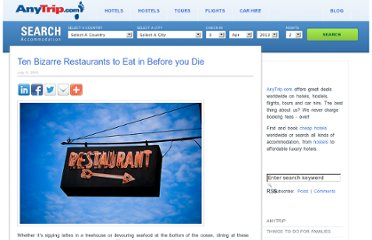 http://blog.anytrip.com/ten-bizarre-restaurants-to-eat-in-before-you-die/