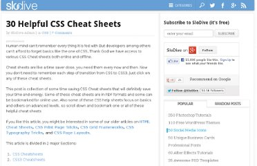 http://slodive.com/freebies/css-cheat-sheets/