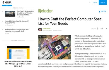 http://lifehacker.com/5684015/crafting-the-perfect-computer-spec-list