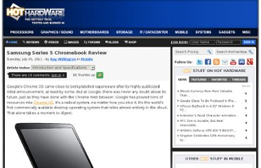 http://hothardware.com/Reviews/Samsung-Series-5-Chromebook-Review/
