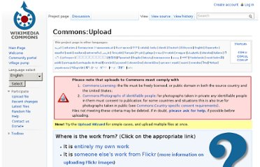 http://commons.wikimedia.org/wiki/Commons:Upload