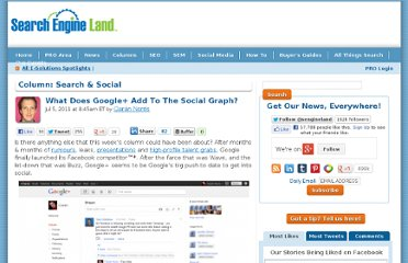 http://searchengineland.com/what-does-google-add-to-the-social-graph-83920