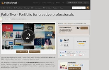 http://themeforest.net/item/folio-two-portfolio-for-creative-professionals/304231