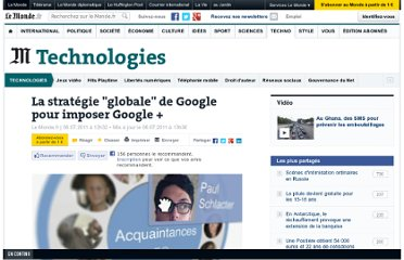 http://www.lemonde.fr/technologies/article/2011/07/06/la-strategie-globale-de-google-pour-imposer-google_1545355_651865.html
