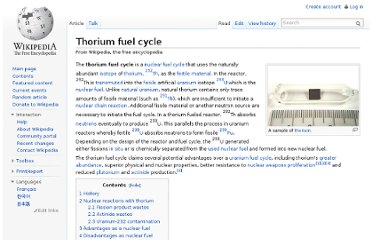 http://en.wikipedia.org/wiki/Thorium_fuel_cycle