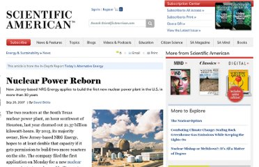 http://www.scientificamerican.com/article.cfm?id=nuclear-power-reborn
