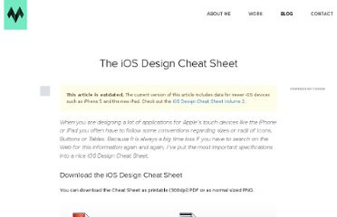 http://ivomynttinen.com/blog/the-ios-design-cheat-sheet/