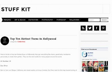 http://stuffkit.com/top-ten-hottest-teens-in-hollywood.htm