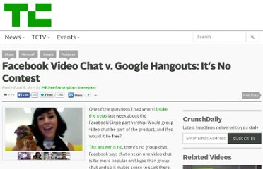 http://techcrunch.com/2011/07/06/facebook-video-chat-google-hangouts/