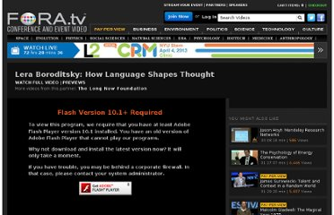 http://fora.tv/2010/10/26/Lera_Boroditsky_How_Language_Shapes_Thought